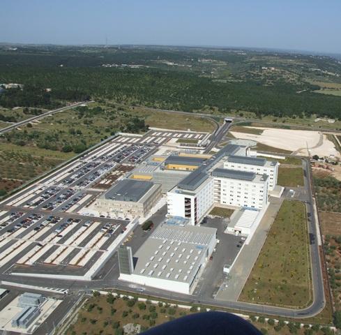Vitone associati ospedale regionale miulli acquaviva for Monolocale arredato acquaviva delle fonti